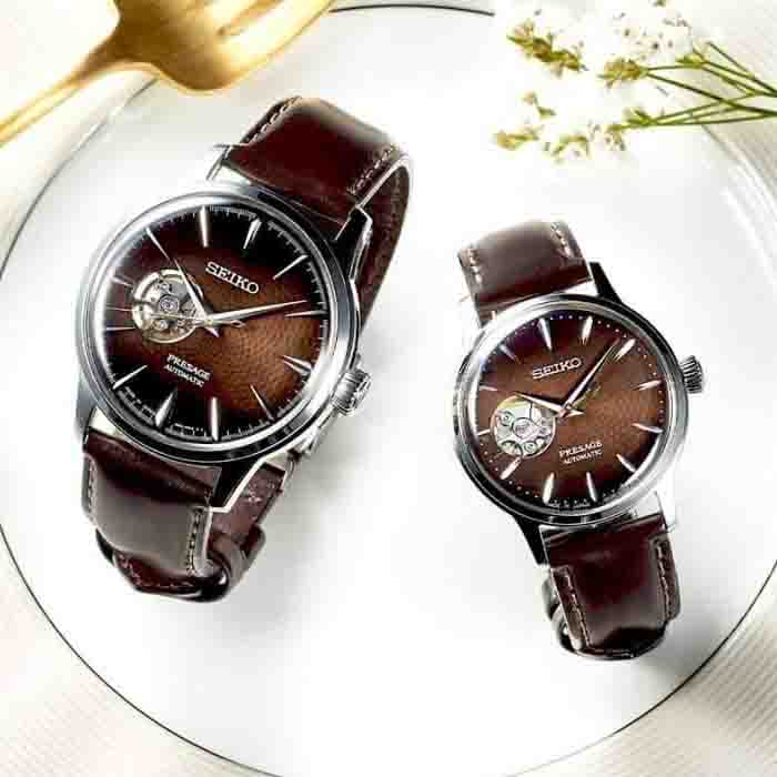Đồng hồ  Seiko Presage Cocktail Time Stinger