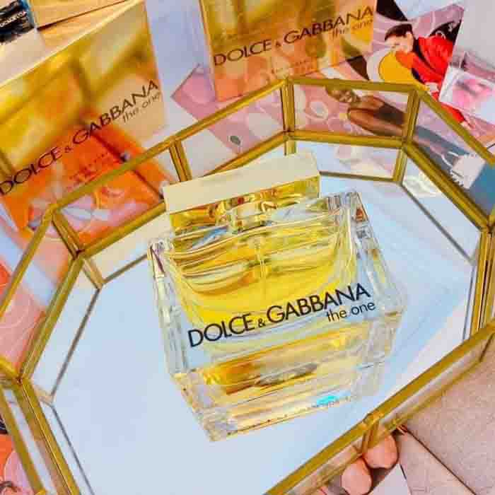 NƯỚC HOA DOLCE & GABBANA THE ONE EDP